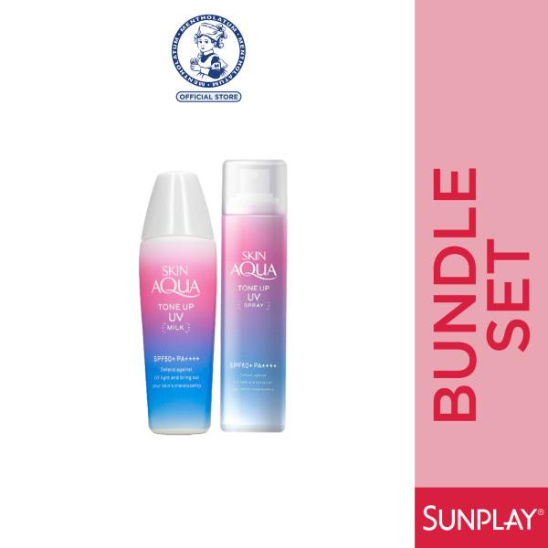 Buy Sunplay Tone Up Milk + Mist Singapore