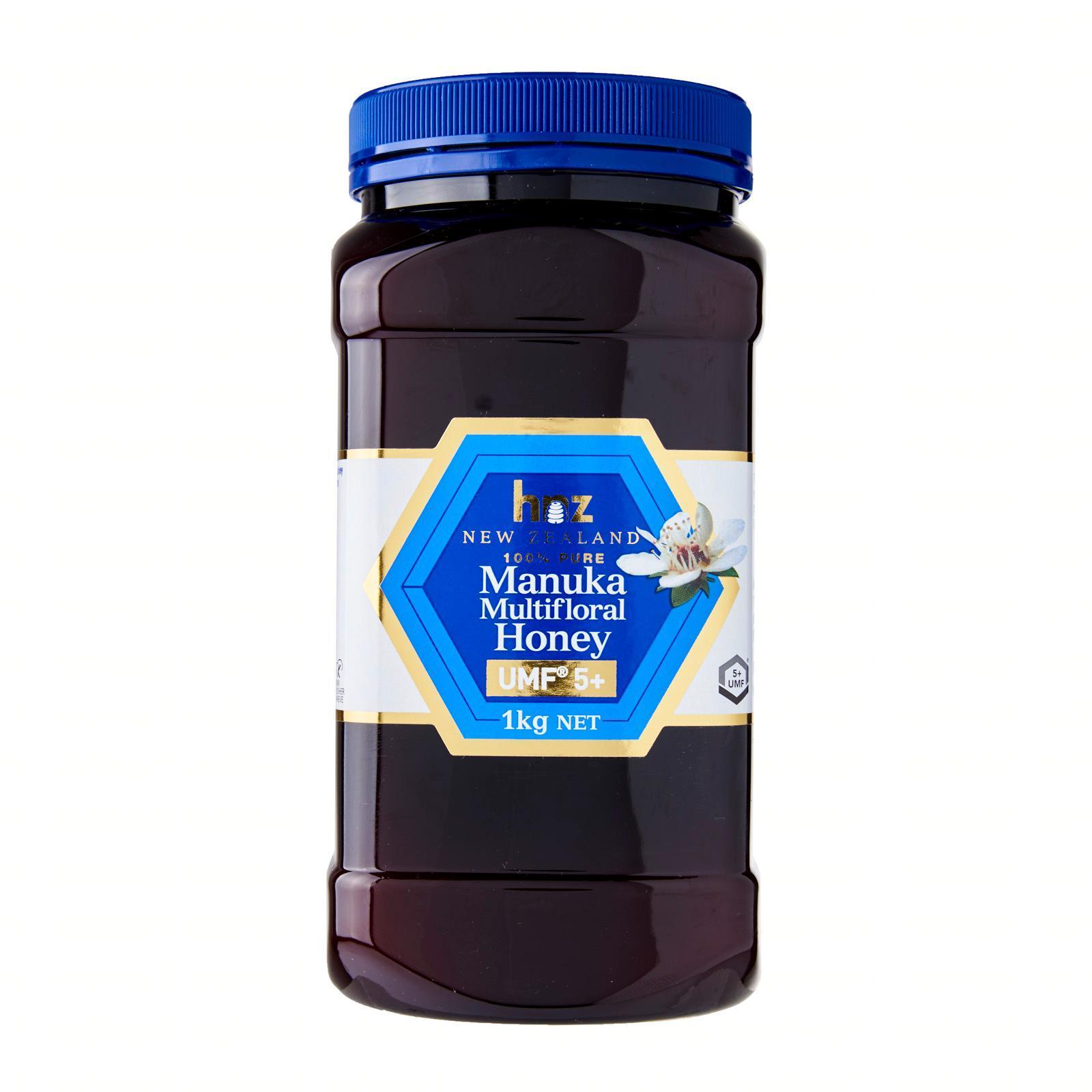 HNZ Honey New Zealand Multifloral Manuka Honey UMF 5+