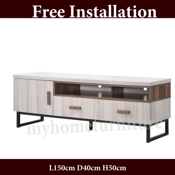 Jarvy 5ft TV Console / TV Cabinet (Free Delivery and Installation)