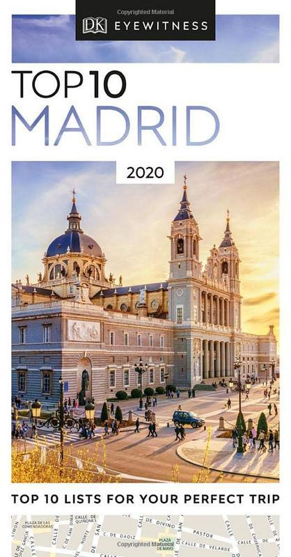 Top 10 Madrid (Pocket Travel Guide) by DK