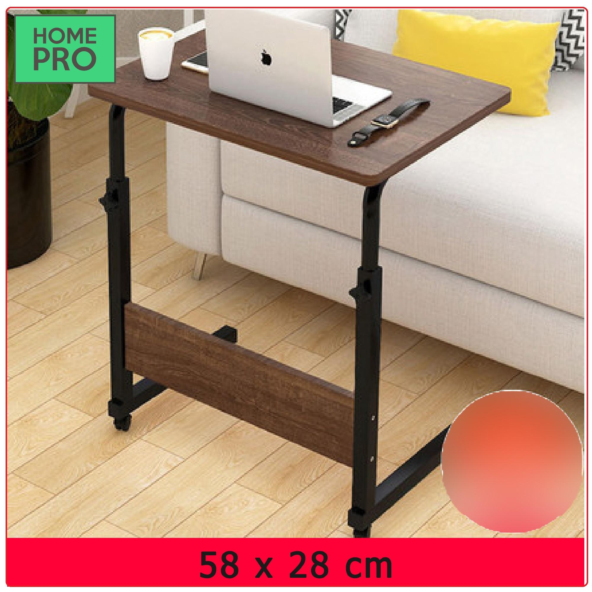 Adjustable Overbed / Chair Table Movable Bedside Table Height-Adjustable Laptop Table Lazy Computer Stands Multi-function Table