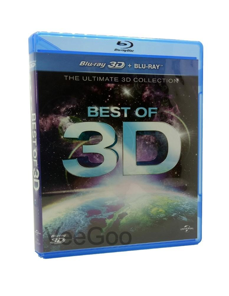 BEST OF 3D 3DBD (PG/RA)