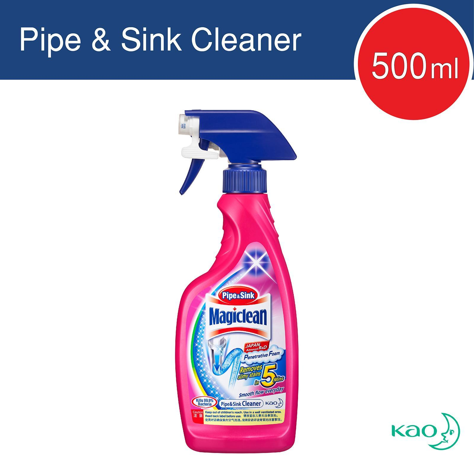Magiclean Sink And Pipe Cleaner