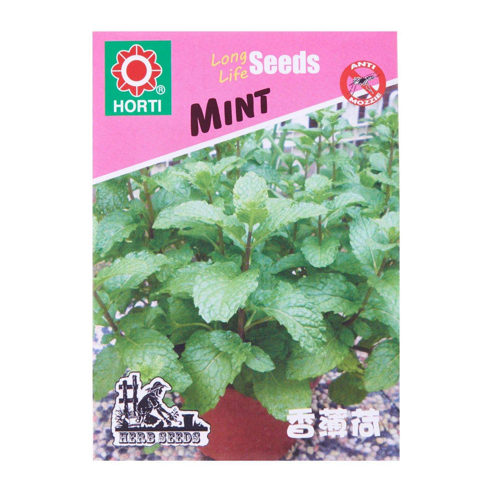 Horti Mints Seeds