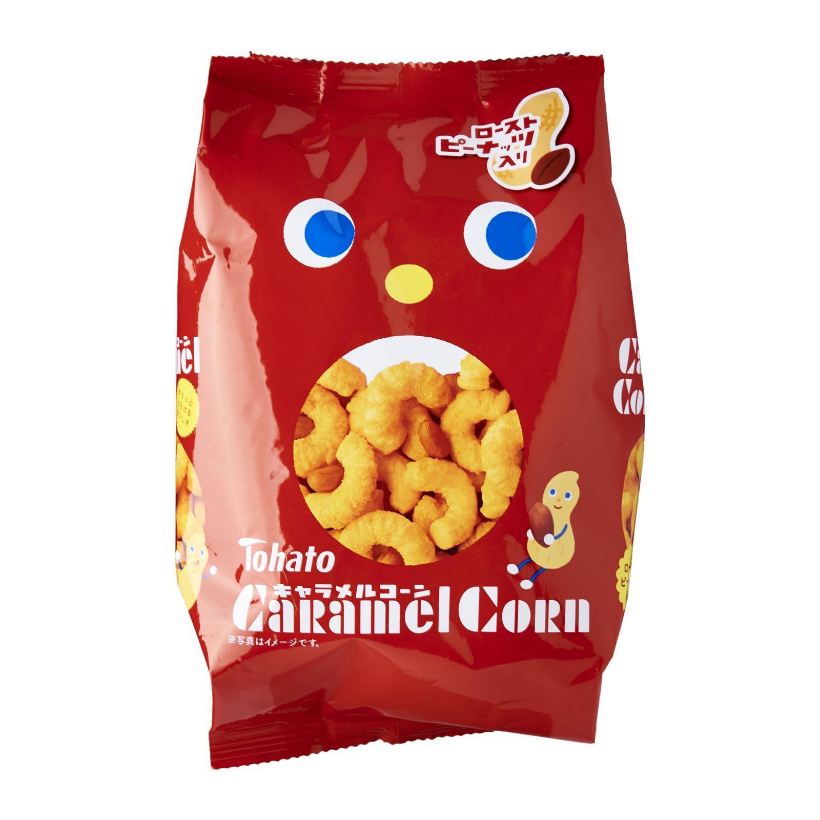 Tohato Original Caramel Corn Snack