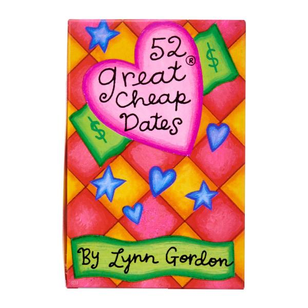 Chronicle Books 52 Great Cheap Dates