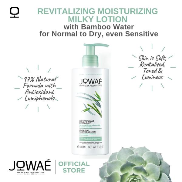 Buy Jowae Revitalizing Moisturizing Lotion with Bamboo Water for Normal to Dry, even Sensitive Singapore