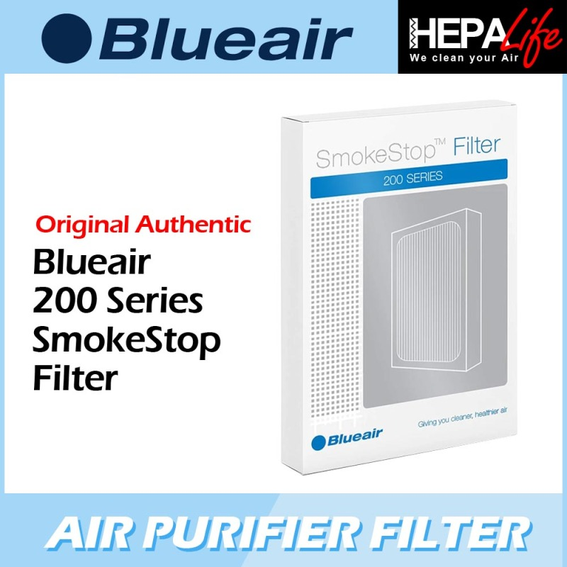 BLUEAIR 200 Series Authentic Smokestop Filter - Hepalife Singapore