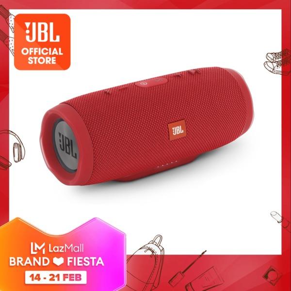 JBL CHARGE 3 IPX7 Waterproof Portable Bluetooth Speakers Singapore