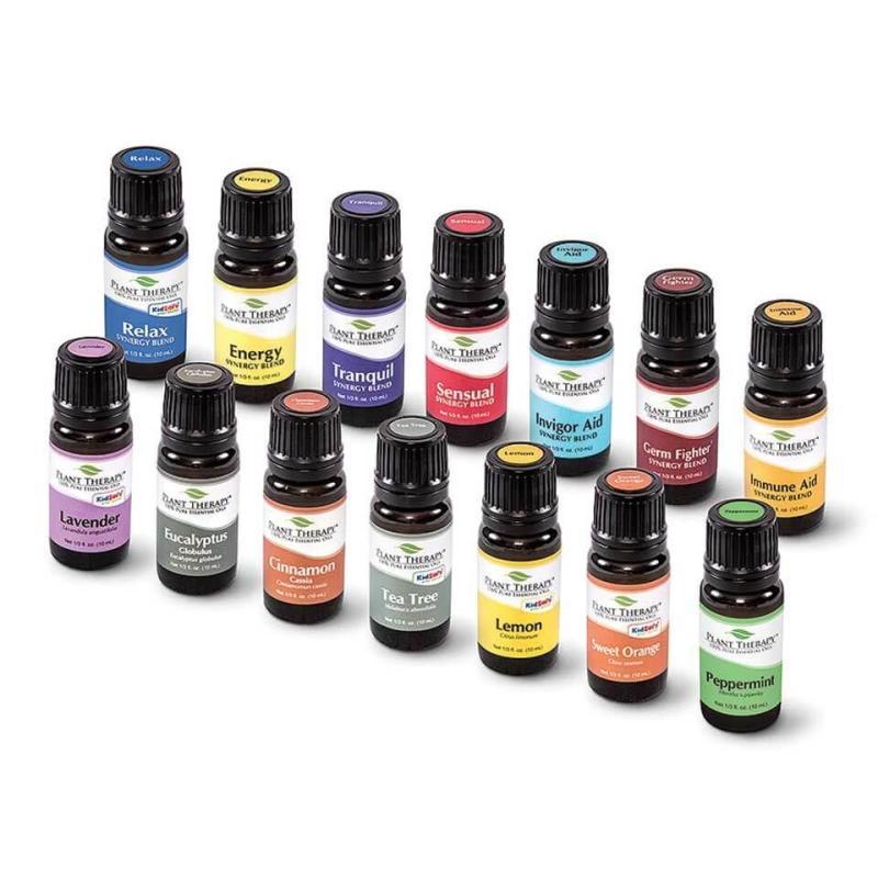 Buy No.1 USA Brand Plant Therapy 100% Essential Oils-Singles Singapore