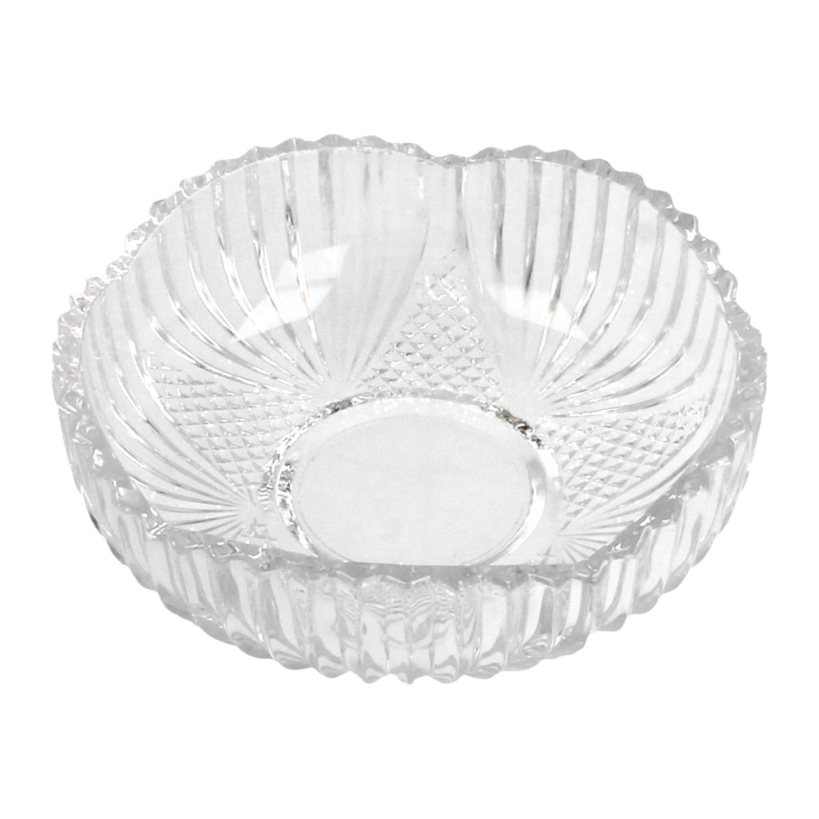 Soga Carat Royal Glass Dish 10.5 CM