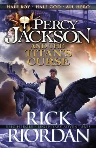Percy Jackson and the Titans Curse (Book 3)