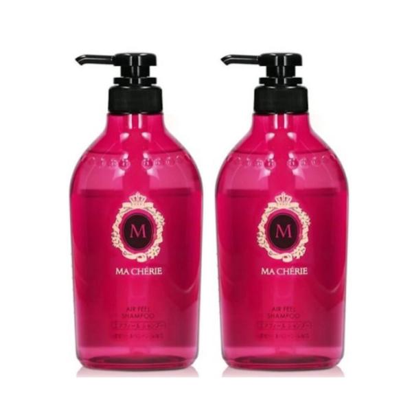 Buy SHISEIDO MA CHERIE (Bundle of 2) Shampoo 450ml [Air Feel] Singapore