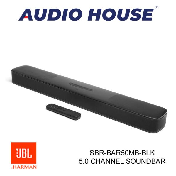 JBL SBR-BAR50MB BLK  5.0 CHANNEL SOUNDBAR (BLACK) ***1 YEAR WARRANTY*** Singapore