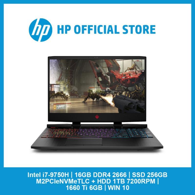 OMEN by HP 15-dc1083tx Intel® Core™ i7-9750H/ 16 GB DDR4-2666 SDRAM (2 x 8 GB)  256 GB PCIe® NVMe™ M.2 SSD  1 TB 7200 rpm SATA/ WIN 10