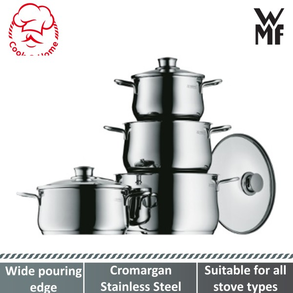 WMF Diadem Plus 4-pieces Cookware Set 0730046040 Singapore