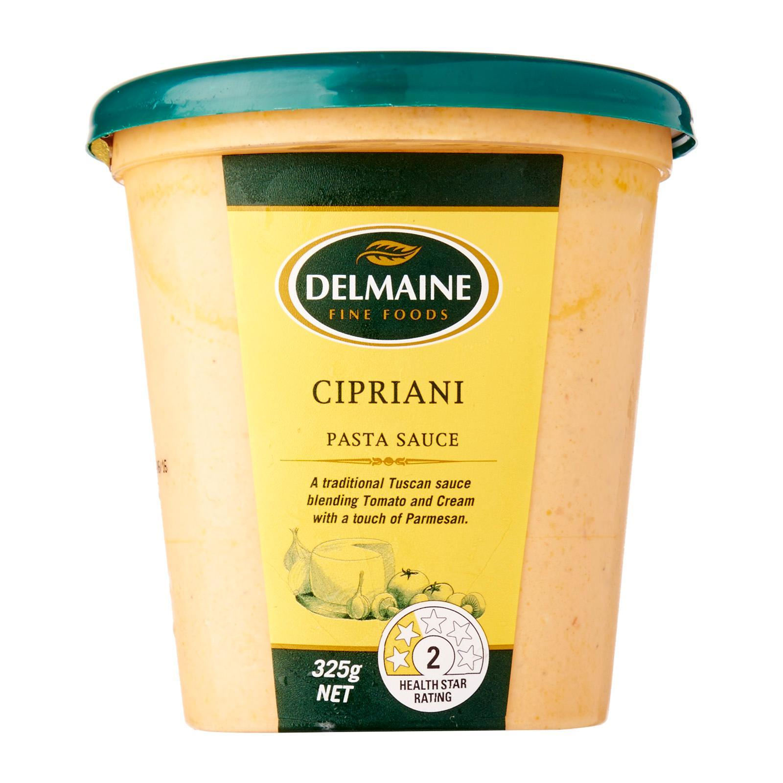 Delmaine Premium Cipriani Fresh Pasta Sauce By Redmart.