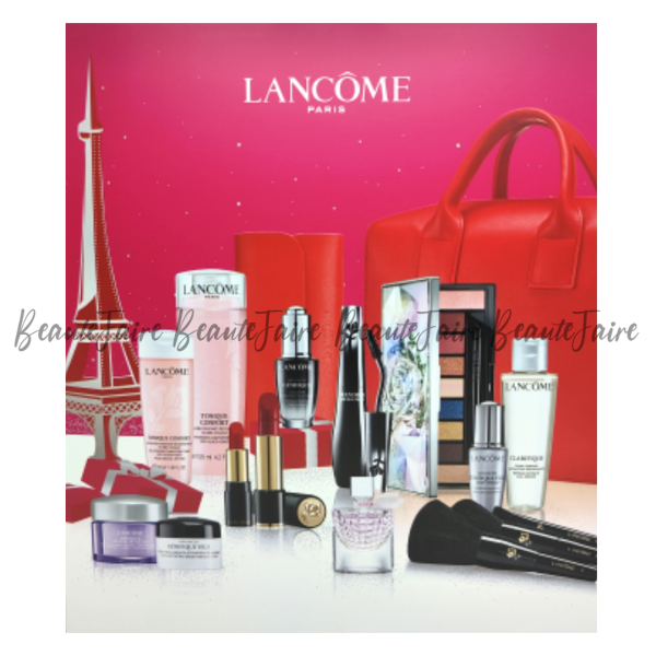 Buy [BeauteFaire] Lancome Holiday Beauty Box 2020 Singapore