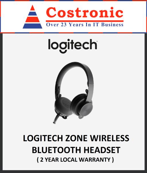 Logitech Zone Wireless Bluetooth Headset Singapore