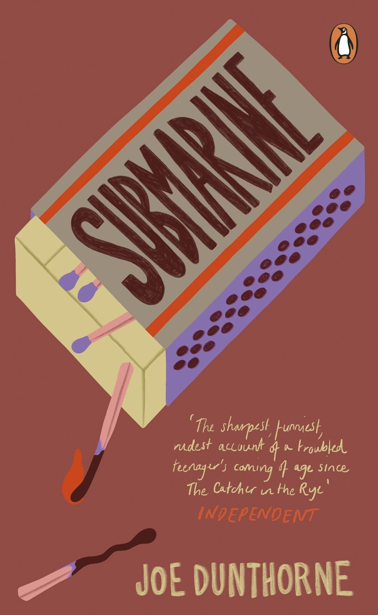 Submarine (PENGUIN ESSENTIALS)           by Joe Dunthorne