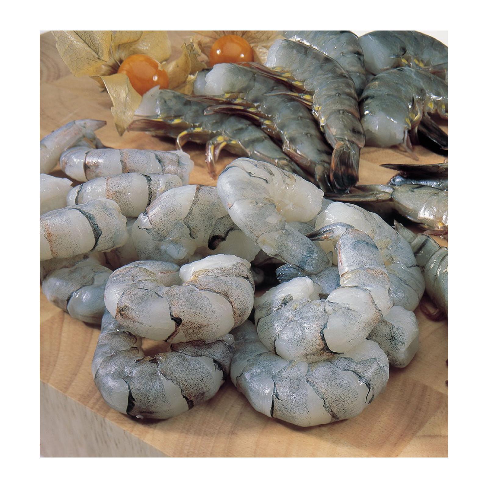 Catch Seafood Jumbo Peeled Prawns - Frozen