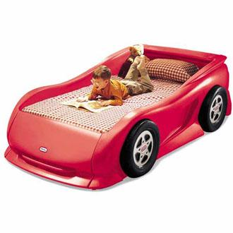 Little Tikes American Sports Car Twin Bed