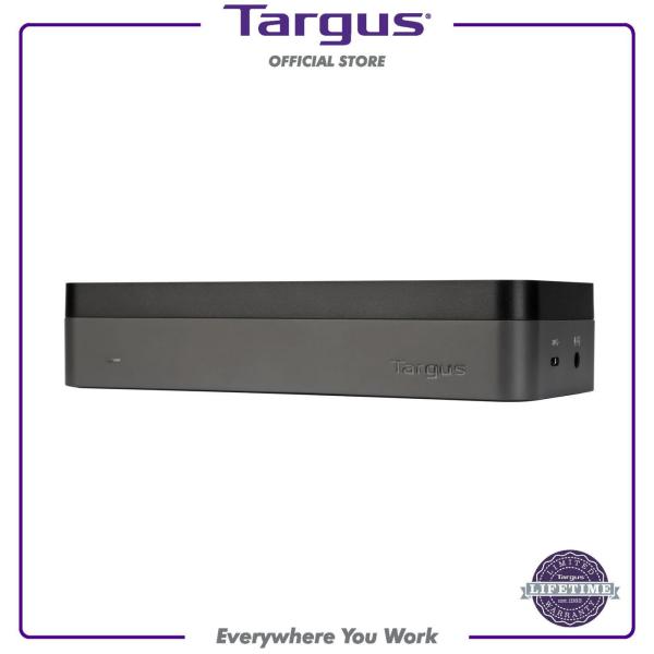 Targus USB-C Universal Quad HD (QVHD) Docking Station (DOCK520)