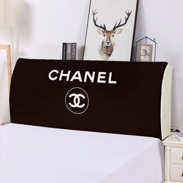 1.5 m bedside cover European style cover north style thickened anti-collision sponge luxury wood one
