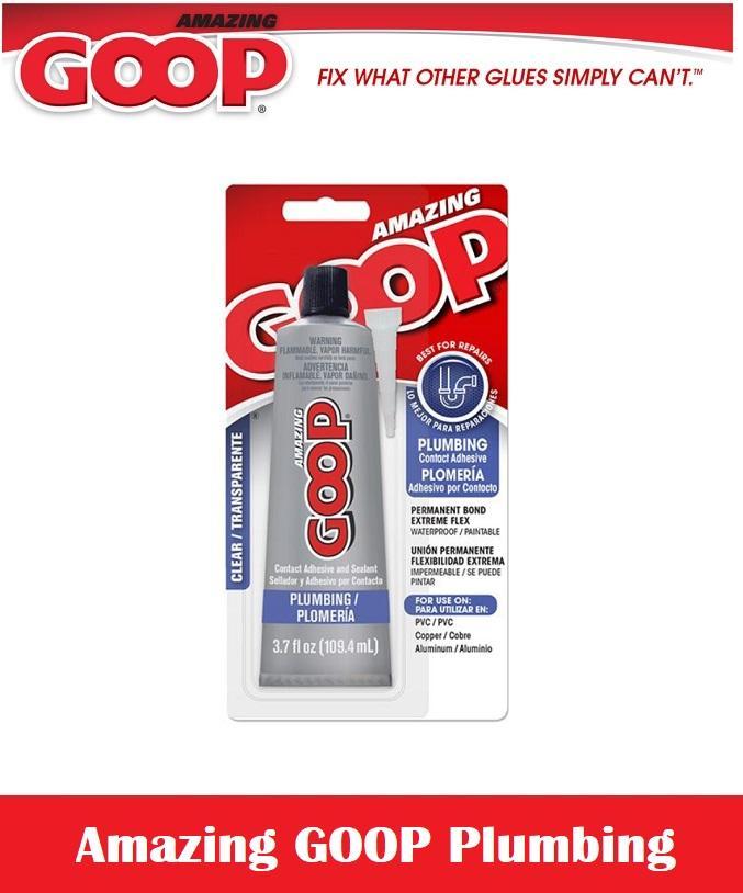 AMAZING GOOP Plumbing Contact Adhesive