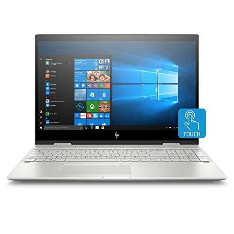 HP Envy x360 2019,15.6 Full HD Touch Display,i7-8565U Quadcore,NVIDIA MX150(4 GB),512GB SSD,16GB RAM,Win 10 Pro Pre-Installed by HP, Neopack 64GB Flash Drive,B&O Speakers,Fingerprint,HP Warranty