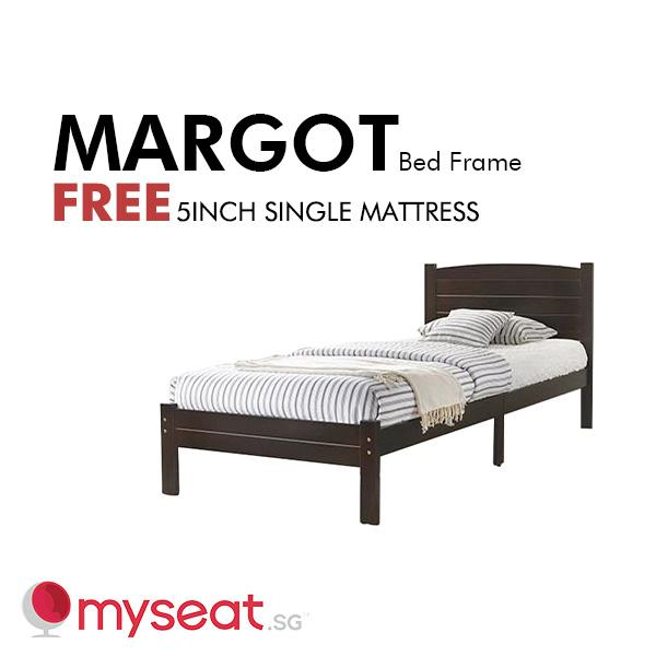 MYSEAT.sg MARGOT Bed Frame