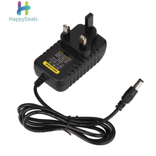 AC to DC 5.5mm*2.1mm 5.5mm*2.5mm 12V 1A Switching Power Supply Adapter UK - intl
