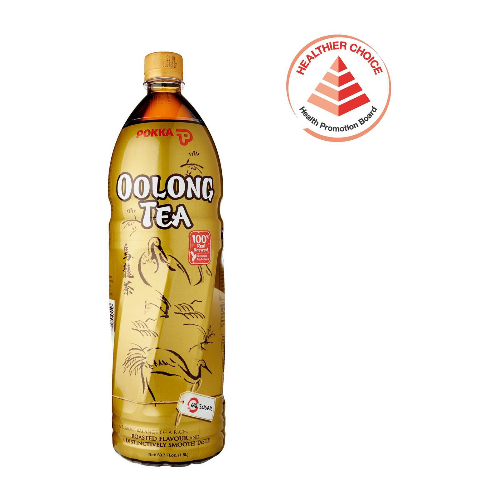 Pokka No Sugar Oolong Tea