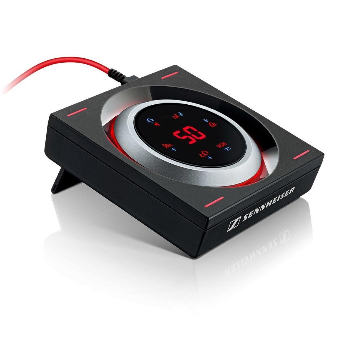 Sennheiser Audio Amplifier Gsx 1000 By Urbanfox Pte Ltd - Sennheiser.