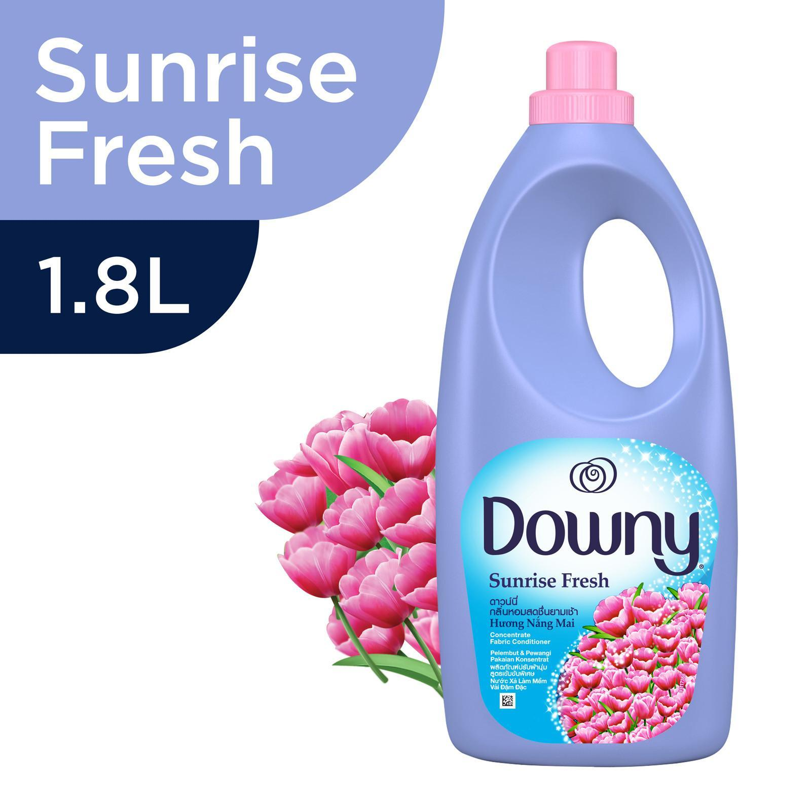 Downy Sunrise Fresh Concentrate Fabric Softener 1.8L