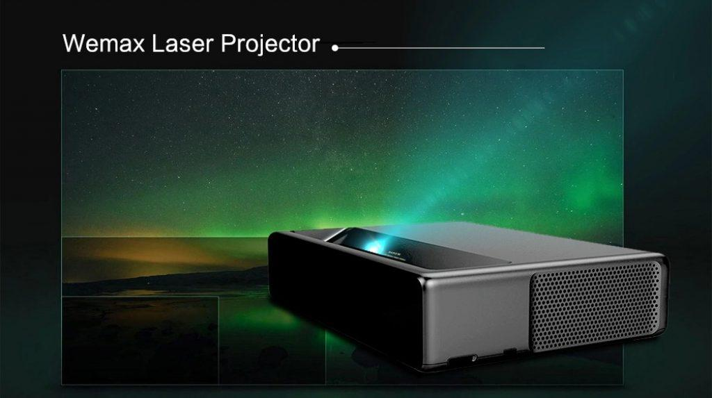 Ultra-Short Throw Xiaomi WEMAX ONE PRO Laser Projector - 1080p Native  Resolution, 4K Support, LOCAL DELIVERY