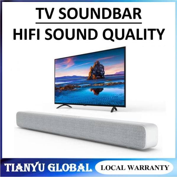 Xiaomi Millet TV audio bar Bluetooth speakers long echo wall computer desktop speakers can be wall-mounted Singapore