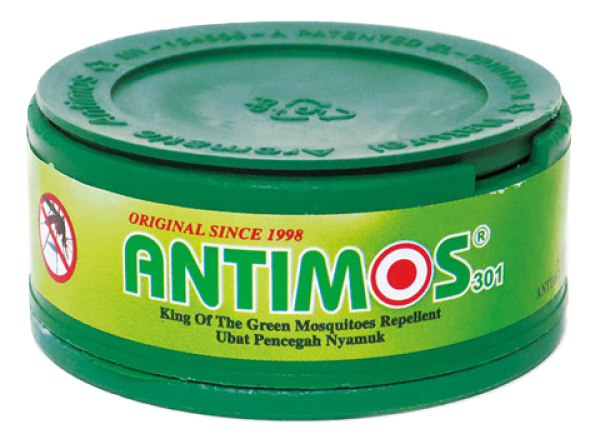 Antimos Effective Mosquitoes Control   Halal Certified   SG Local Stock