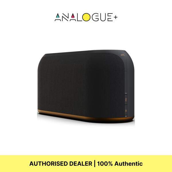 Jays s-Living Three Multiroom Bluetooth Speaker System – Black Wifi Speaker for Music, TV and Stream Singapore
