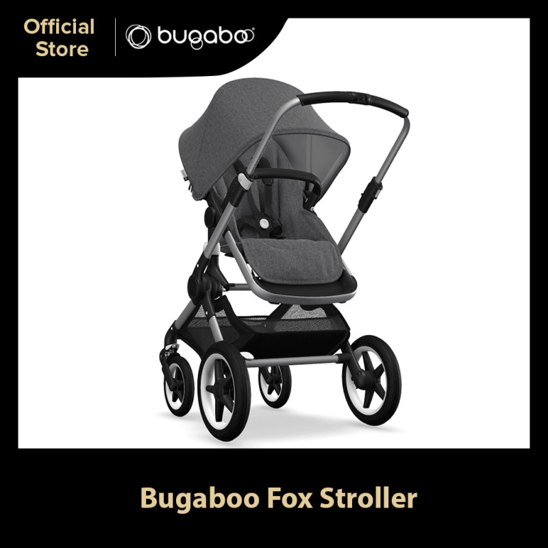 Bugaboo Fox Stroller Complete Singapore