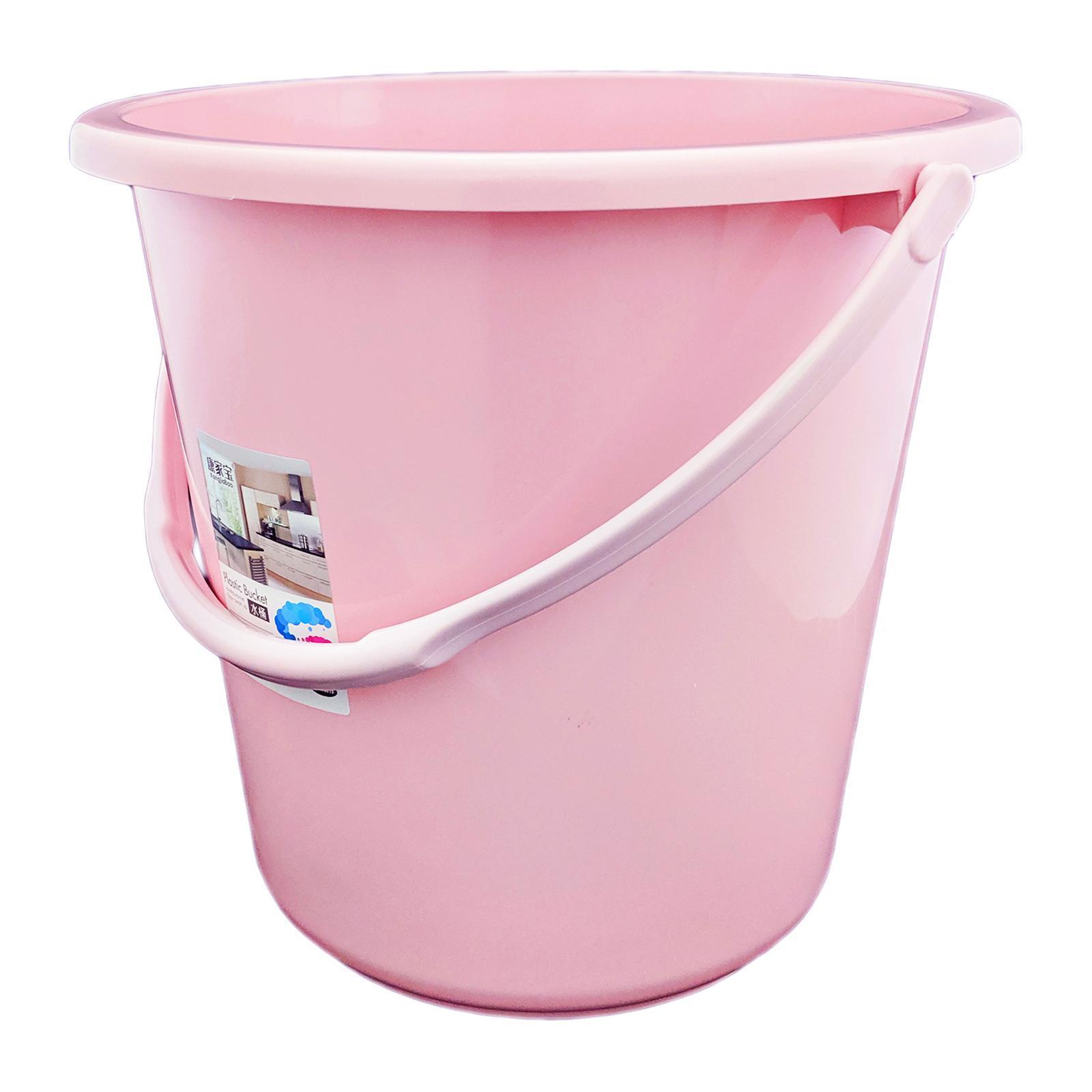 KangjiaBao Plastic Pail (Pink)