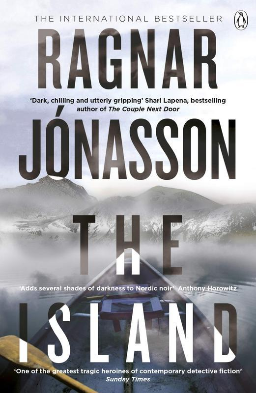The Island: Hidden Iceland Series, Book Two by Ragn Jonasson