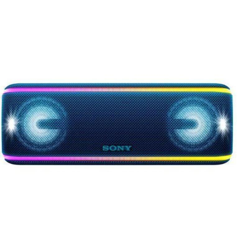 Sony EXTRA BASS SRS-XB41 Bluetooth Portable Speaker - Blue Singapore