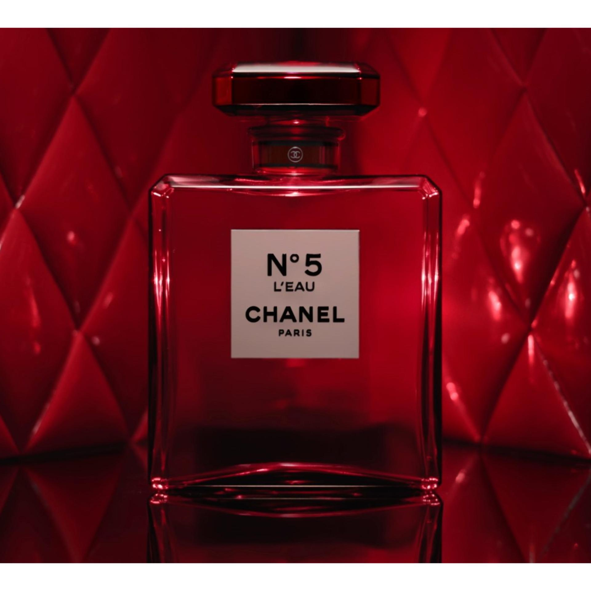 14904108d0e N°5 L Eau Red by Chanel for Women Eau de Toilette 100ml