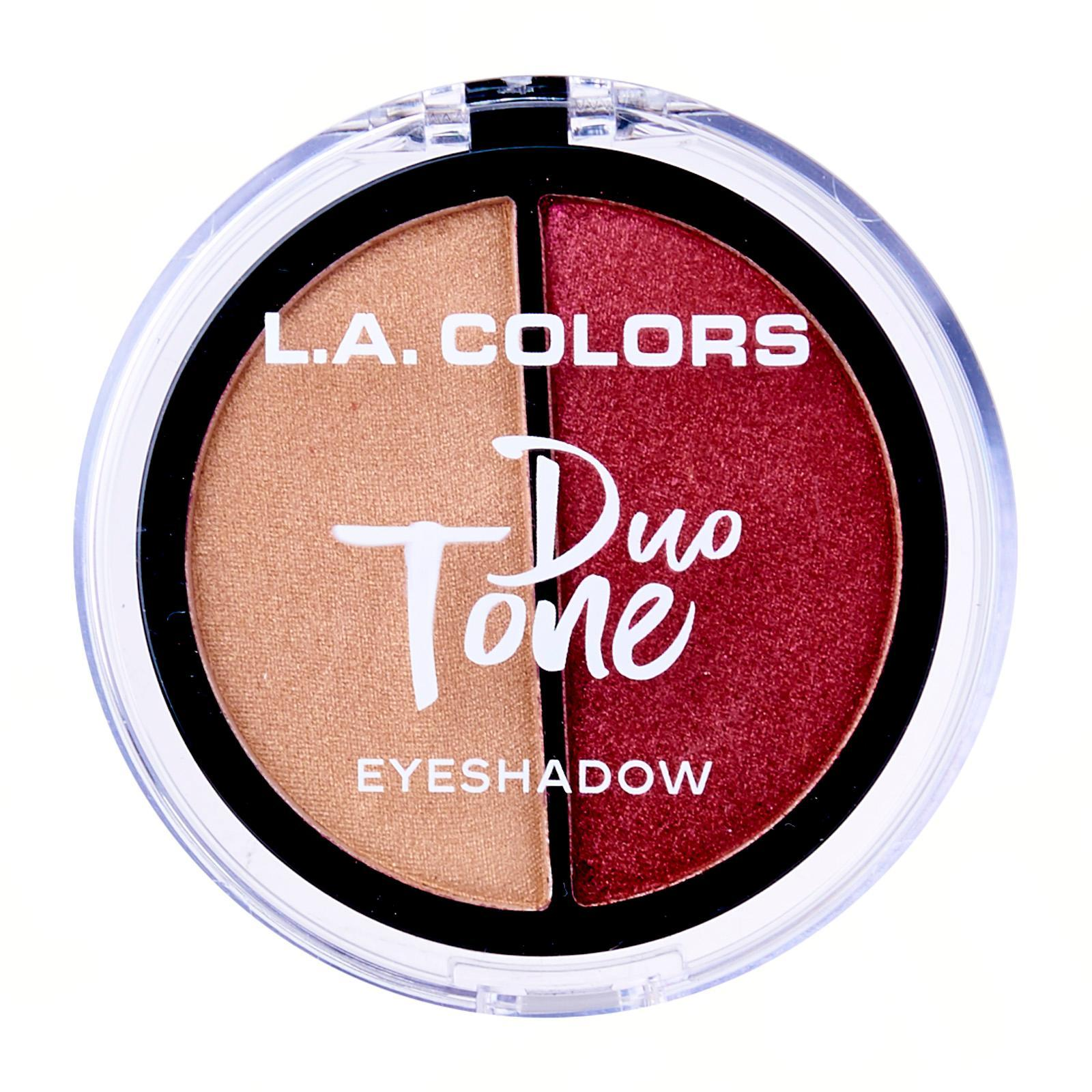 L.A. Colors Duo Tone Eyeshadow - Ces268 Renaissance