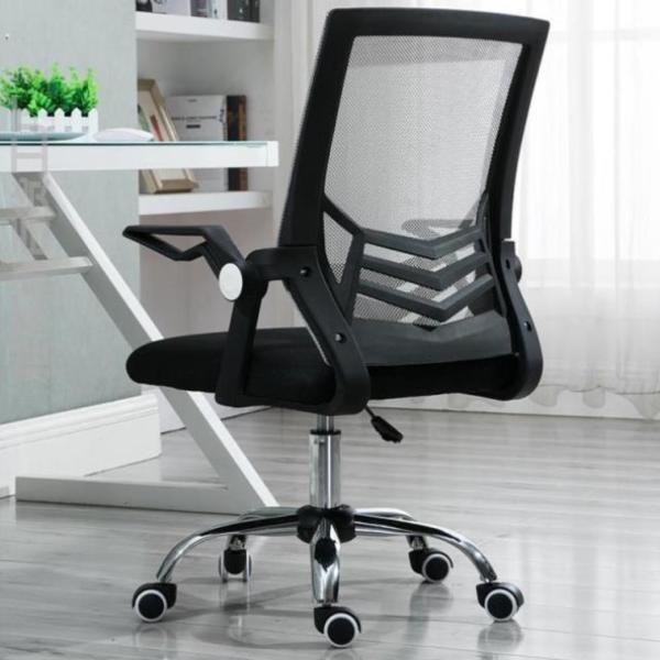 (Free Installation) Quality Office Chair/ Movable Armrest / Wholesales Chair / Study Chair / Mesh Office Chair QXI-12