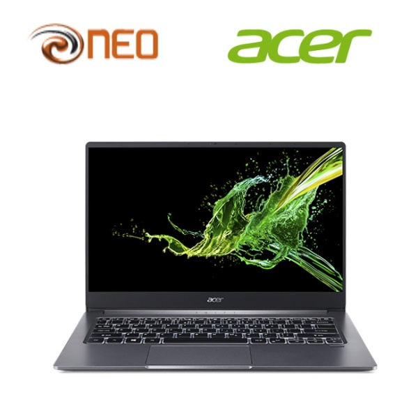 Acer Swift 3 SF314-57G-73VU (Grey) Thin and light laptop with LATEST 10th gen Intel i7-1065G7 processor