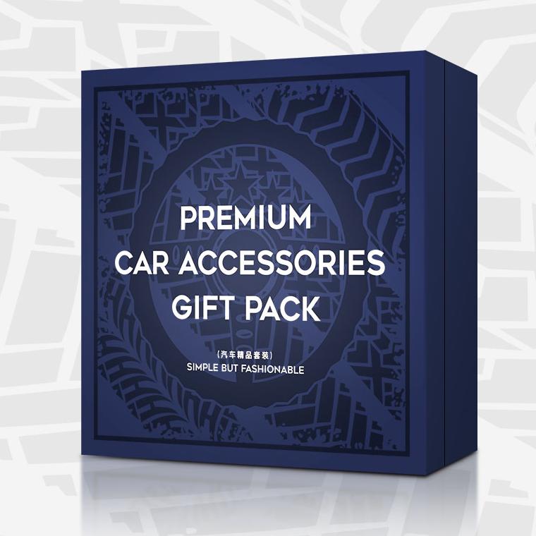 PREMIUM Car Accessories Gift Pack