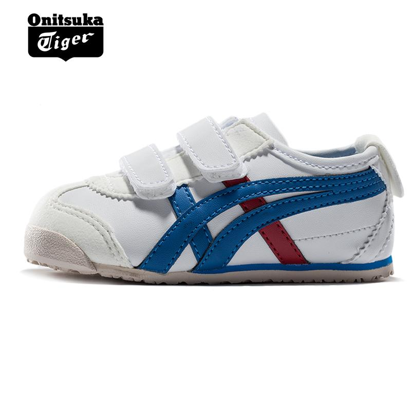 the latest 40b3b 97a34 Onitsuka Tiger ying you er xie Children's Shoes Men And Women a MEXICO66  C4D4L-0143