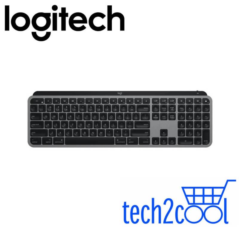 Logitech MX Keys Advanced Illuminated Wireless Keyboard for Mac Singapore